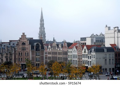 View in Bruxelles