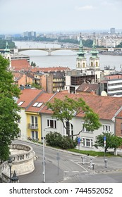 View of Budapest city, capital of Hungary
