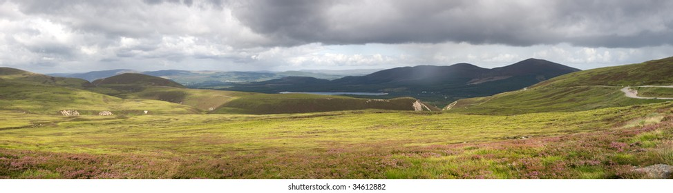 View from the Cairngorms