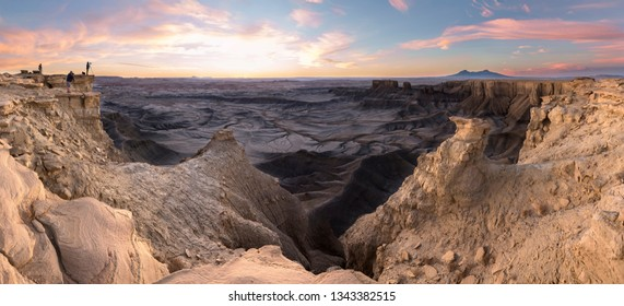 View   Capitol reef national park at sunrise