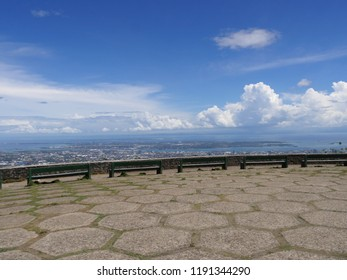 View of Cebu City from the Tops lookout
