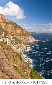 View from Chapman's Peak Drive to Cape Point