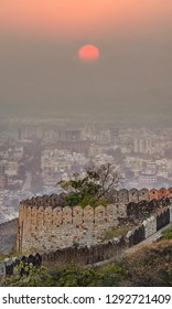 View of city of Jaipur - India