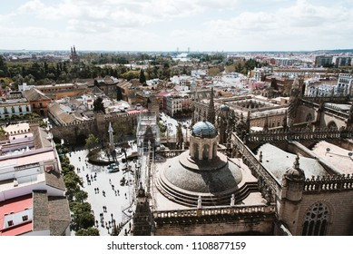 View of City, Seville, Spain