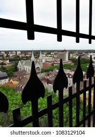 View of city Subotica