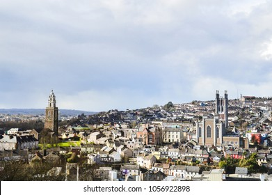 A view of Cork City, Ireland