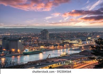 View of Cork City, Cork, Ireland
