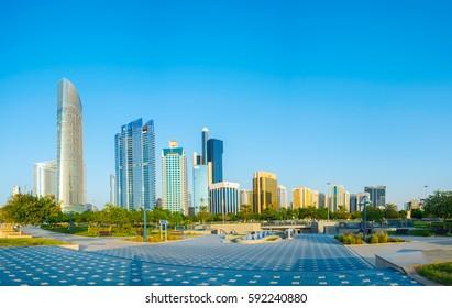 Abu Dhabi Street Images, Stock Photos & Vectors   Shutterstock