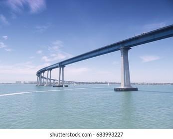 View of Coronado Bridge
