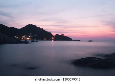 View from Cotoncello beach, isola d'Elba