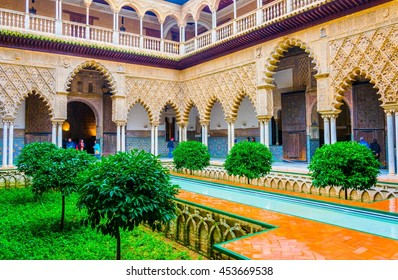 Courtyard palazzo reale genoa italy stock photo edit now 473812495