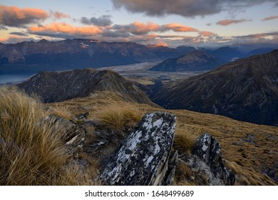 View of Dart River Valley