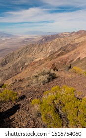 View of Death Valley on Dante's View Point 02