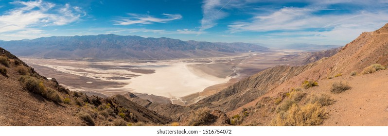 View of Death Valley on Dante's View Point 03