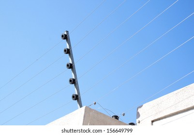 Fantastic Electric Fence Images Stock Photos Vectors Shutterstock Wiring Digital Resources Bioskbiperorg