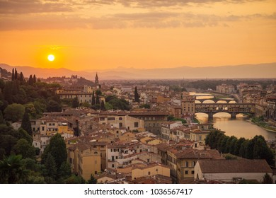 The view of Florence
