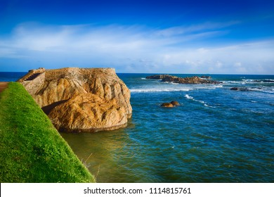 View of the Fort Galle and sea, Sri Lanka