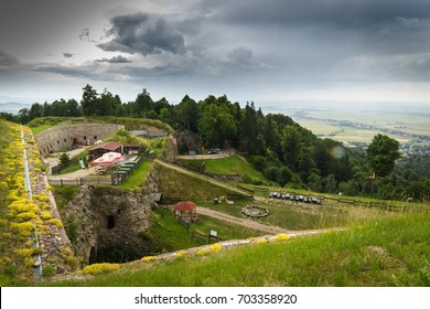 View of Fort Srebrna Góra (Silver Mountain Fort) Poland