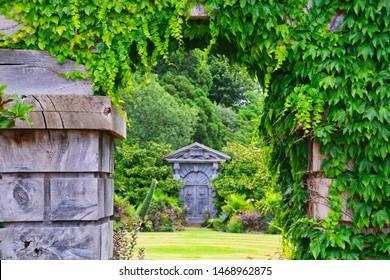 View of Garden in Arundel Castle