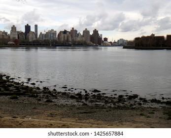 View of Halletts Cove in Astoria, Queens