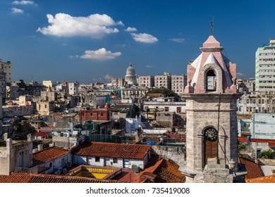 View to Havana