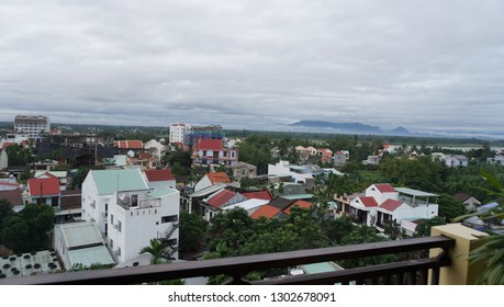 the view in Hoian