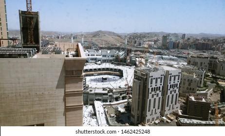 Aerial View Makkah Images Stock Photos Vectors Shutterstock