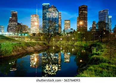 A view of Houston Texas
