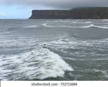 View of Hunt Cliff at Saltburn by the Sea