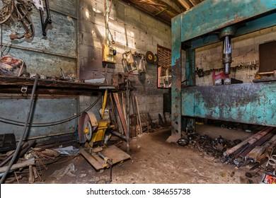 Old Garage Images Stock Photos Amp Vectors Shutterstock