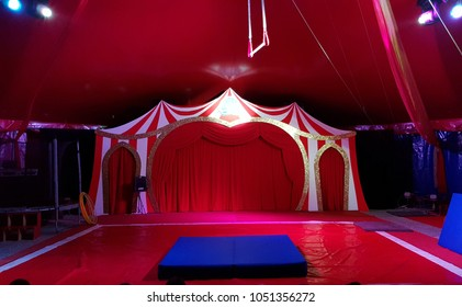 view of interior of circus