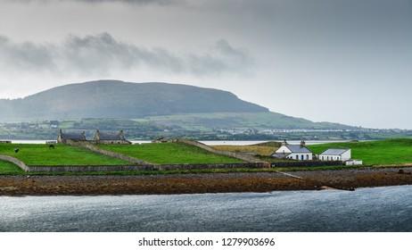 View Of Ireland Atlantic Coast, Sligo