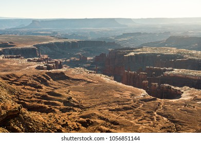 The View from Island in the Sky at Canyonlands National Park, Utah