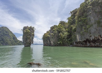 a view of the islands located in Phuket.