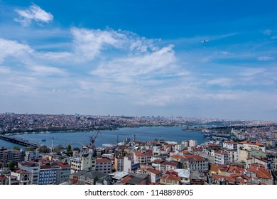 View of Istanbul from Galata Tower - Turkey
