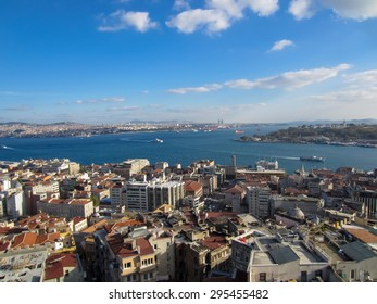 View at the Istanbul, Turkey