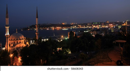 A view of istanbul-2010 European Capital of Culture