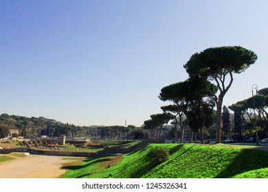 View of Italy, Rome