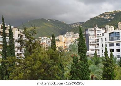 View of Jounieh, Lebanon