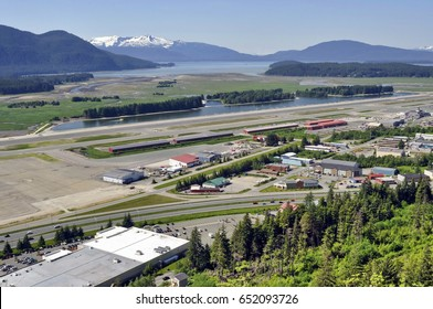 A View of Juneau, Alaska, United States