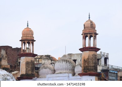 View of Kans Quila, Mathura, India