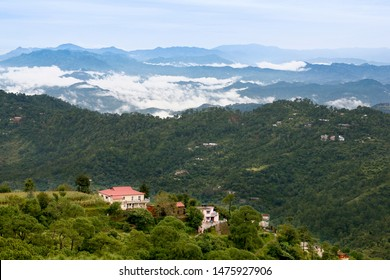 A View From Kasauli, Himachal Pradesh, India