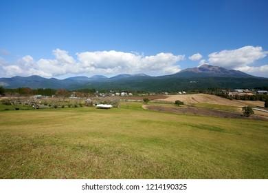 View in Kirishima Kagoshima Japan