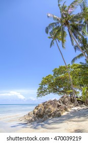 A view from Koh Chang island in Thailand.