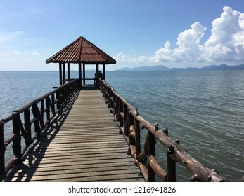 View of koh chang in trat,THAILAND