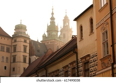 A view in Krakow