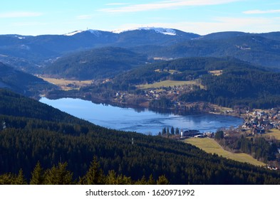 Titisee Winter Stock Photos Images Photography Shutterstock