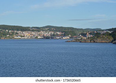 A view from Larvik, Norway