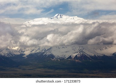 "view of Lenin Peak from Alay range - Kyrgyz Pamir Mountains - Kyrgyzstan and Tajikistan border- Central Asia ""Roof of the World"""