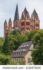 View to Limburg Cathedral, Germany